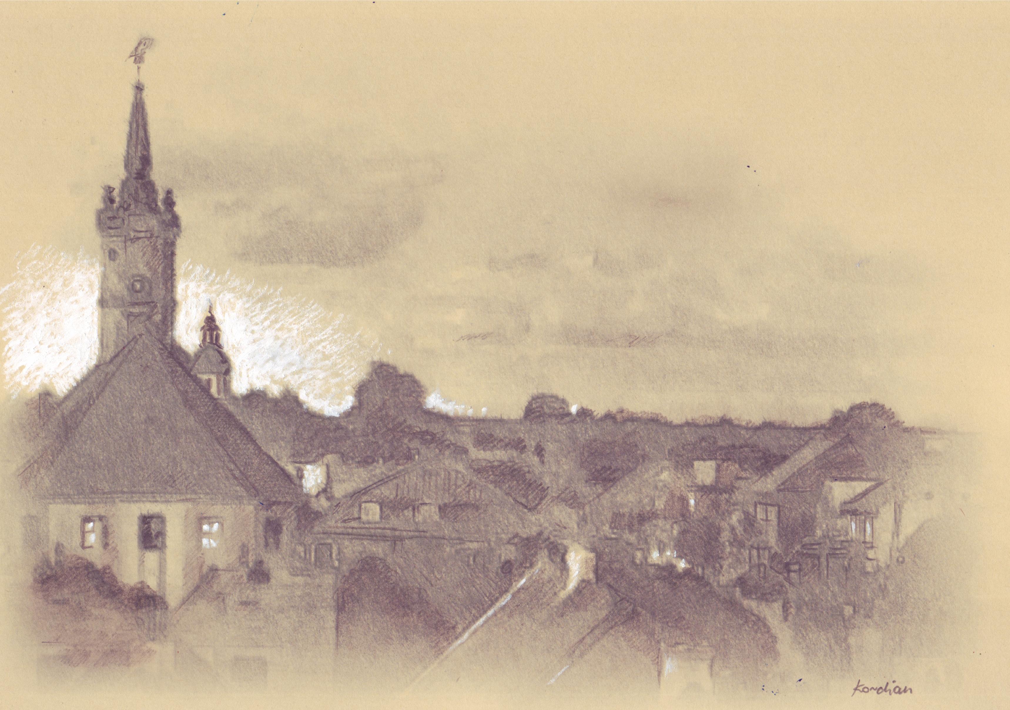 bielsk panorama