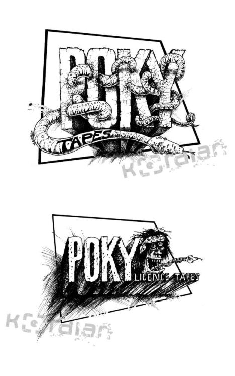 Poky - logos