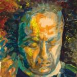 portret jozef skrzek