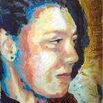 portret kaskak
