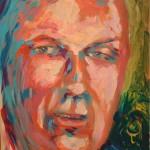 portret zapałka