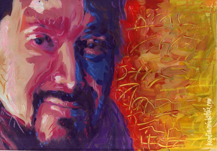 portret zuk