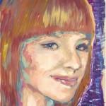 portret zuzia