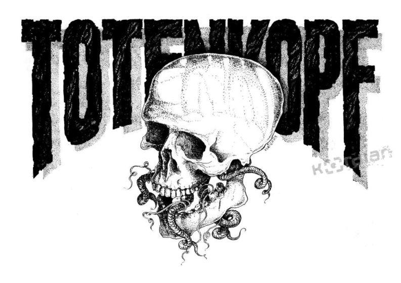 totenkopf - logo